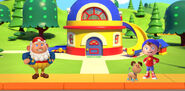 Noddy-Character-Background