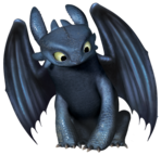 DTV cg toothless 05-1st image