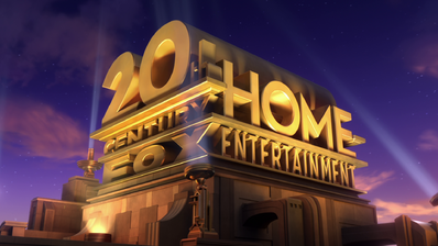 Fox home entertaiment logo