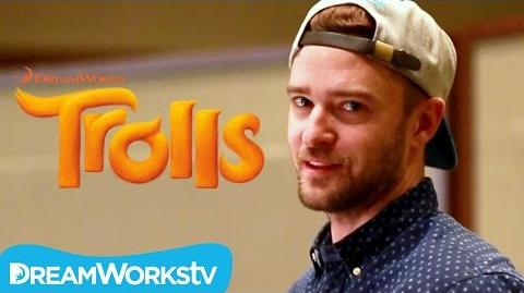 Behind the Scenes with Justin Timberlake and Anna Kendrick TROLL TUESDAYS