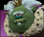 Trolls Movie King Gristle
