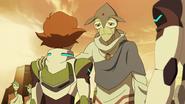 Ryner and Pidge (After the Victory)