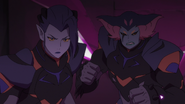 Acxa and Zethrid (S5E3)