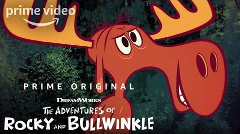 The Adventures of Rocky and Bullwinkle Season 1, Part 2 - Official Trailer Prime Video Kids