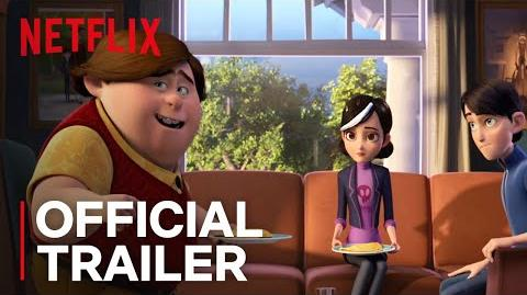 Trollhunters Part 3 Official Trailer HD Netflix