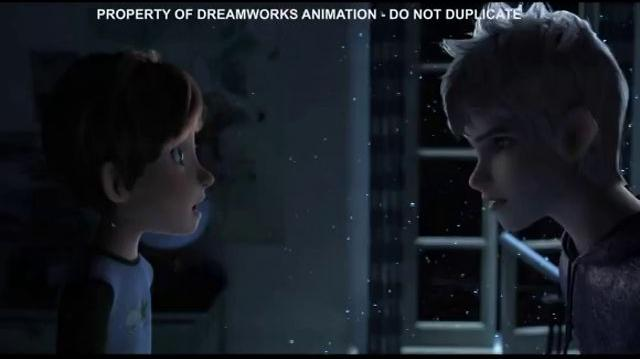 Rise of the Guardians Lighting Reel