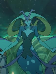 Mer Queen Luxia