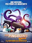 30 Penguins of Madagascar 2014 French Poster