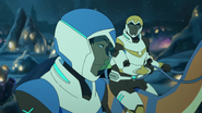 Lance and Hunk Go to Meet the Queen Luxia