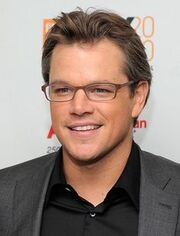Matt Damon 2225