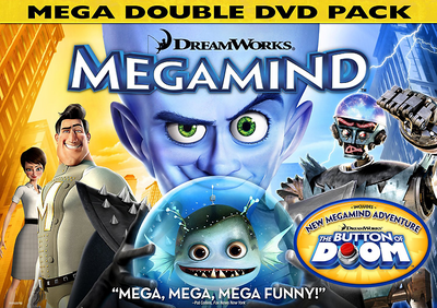 Megamind DVD-Double-Pack