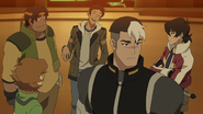 Shiro, Keith, Lance, Pidge and Hunk on Olkarion (Again)