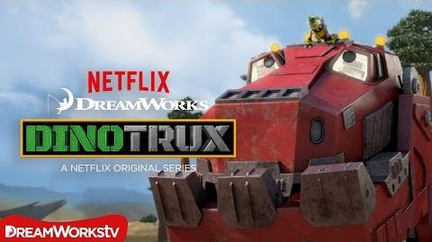 Dinotrux Opening Credits DINOTRUX