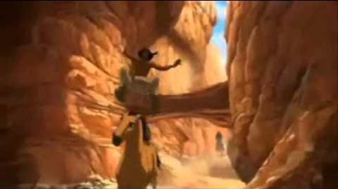 Spirit Soundtrack - 11 Canyon Chase