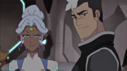 Shiro and Allura (Monsters & Mana)