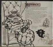King Gristle Jr. Sketches