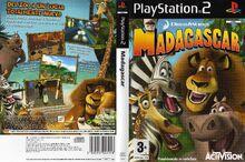 Madagascar-DVD-PS2