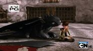 Hiccup toothless reading