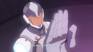 Shiro Starts to Disturb the Power of the Zaiforge Cannon