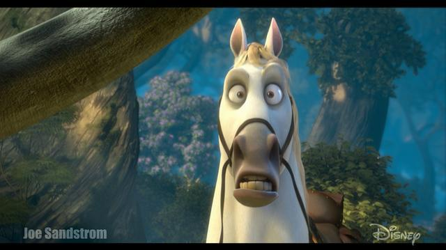 Joe Sandstrom - 2013 - Animation Reel