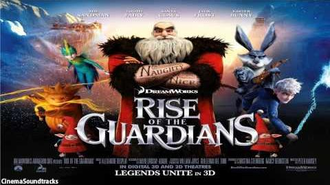 Rise Of The Guardians Soundtrack 49 End Of The Rope