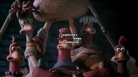 Chicken run teaser