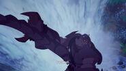 Commander Pigo's falling