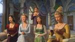 Shrek Princesses