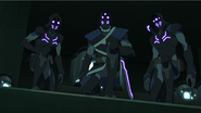 Keith, Kolivan and Regris
