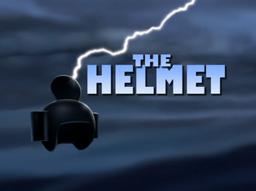 The Helmet title