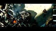 Megatron's death