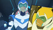 Lance and Hunk Ready for Action