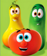 New veggietales designs