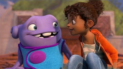 DreamWorks' HOME - Official Trailer