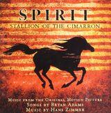 Spirit - Der wilde Mustang OST