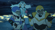 Plaxum with Lance and Hunk