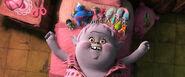 Bridget with the trolls
