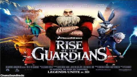 Rise Of The Guardians Soundtrack 10 Invisible Jack Sting