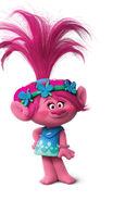 Poppy Hair Tied up