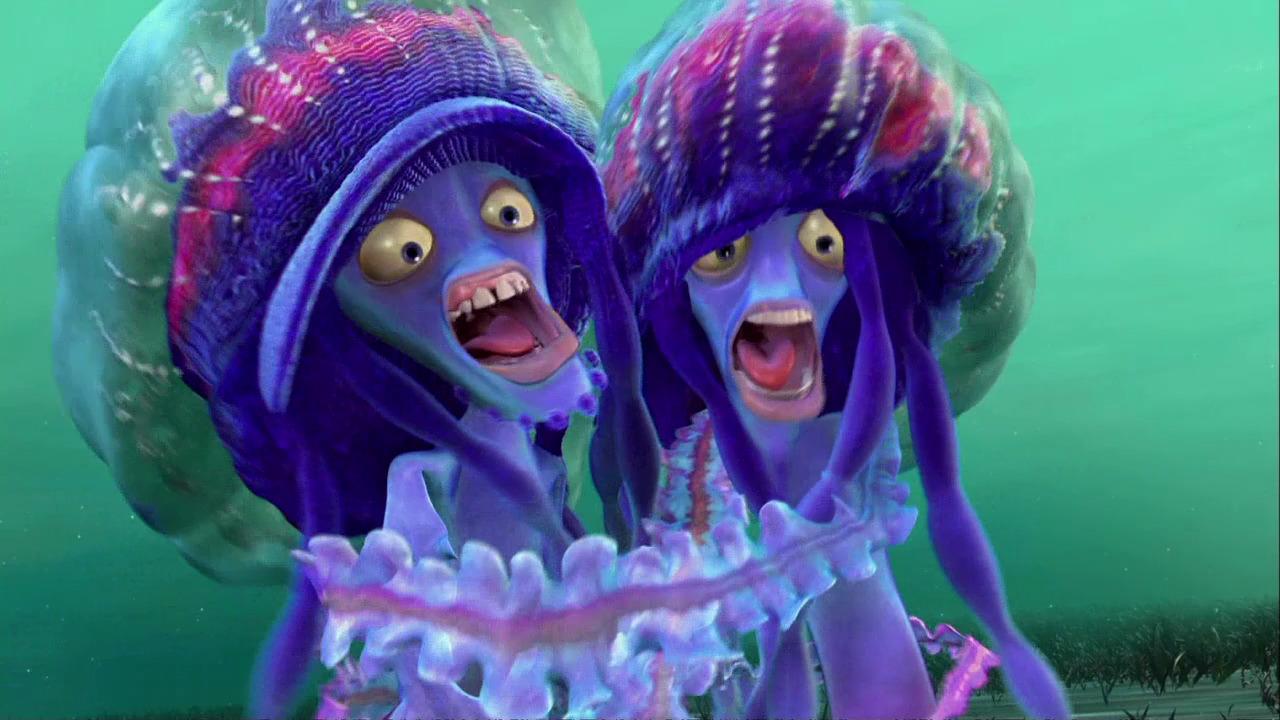 Картинка медуза прикольная