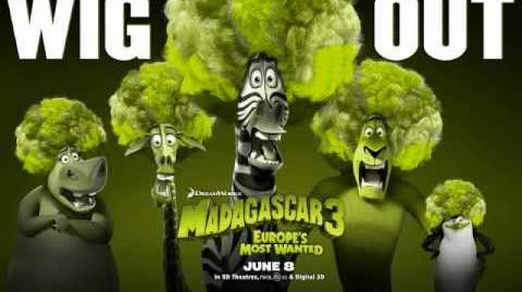 Afro Circus Remix - Extended version (Madagascar 3)