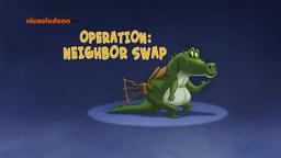 Operation Neighbor Swap title