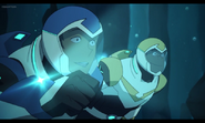 Lance and Hunk Following the Mermaid Alien