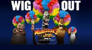 Madagascar 3 Wig Out slider