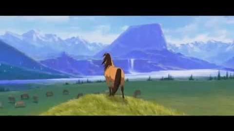 Spirit - This Is Where I Belong (English Blu-Ray Version) HD