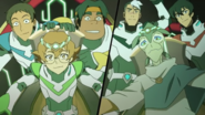 Team Voltron and Ryner