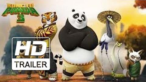 Kung Fu Panda 3 Segundo Trailer Oficial Dublado HD