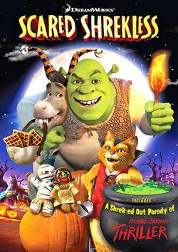 Scared Shrekless DVD cover