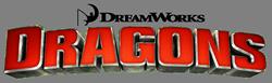 Dragons Riders of Berk logo