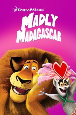 Madly Madagascar - Pôster